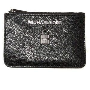Michael Kors Jet Set Travel Adele Zip Coin Wallet